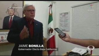 Foto: Jaime Bonilla Ampliación Periodo Gobierno Baja California 11 Julio 2019