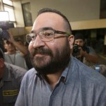 Foto: Javier Duarte, exgobernador de Veracruz, 15 de abril de 2017, Guatemala.