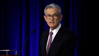 Foto: Jerome Powell, 4 de junio de 2019, Estados Unidos