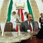 foto Video: Presidente del Congreso de CDMX insulta a diputados en plena sesión 4 julio 2019
