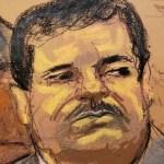 Foto: Joaquín El Chapo Guzmán, 17 de julio de 2019, Nueva York
