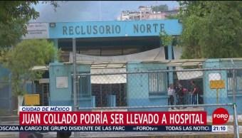 Foto: Juan Collado Podría Salir Prisión Estado Salud 12 Julio 2019