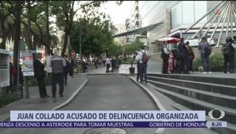 Juan Collado sufre crisis nerviosa durante audiencia judicial