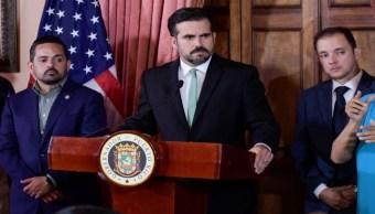 FotoPuerto Rico: Juez ordena registrar celulares de funcionarios 23 julio 2019