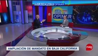 Foto: Ampliacion Periodo Gobernador Baja California Jaime Bonilla 23 Julio 2019