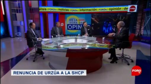 Foto: Diferencias Amlo Carlos Urzúa 15 Julio 2019