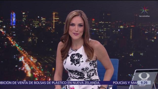 Las noticias, con Danielle Dithurbide: Programa del 1 de julio del 2019