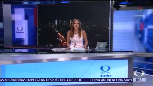 Las noticias, con Danielle Dithurbide: Programa del 2 de julio del 2019