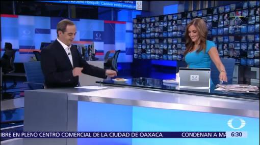 Las noticias, con Danielle Dithurbide: Programa del 8 de julio del 2019