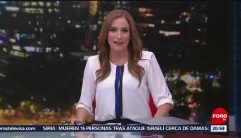 Foto: Las Noticias Danielle Dithurbide Forotv 1 Julio 2019