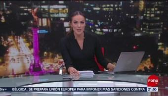 Foto: Las Noticias Danielle Dithurbide Forotv 16 Julio 2019