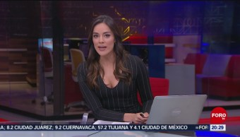 Foto: Las Noticias Danielle Dithurbide Forotv 22 Julio 2019