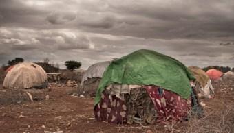 Imagen: El desplazamiento forzado en México obedece principalmente a la pobreza, inseguridad, violencia, 23 de julio de 2019 (Getty Images, archivo)