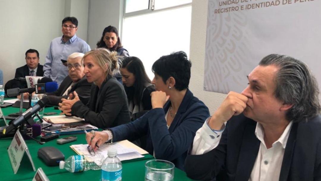 Foto: Alexandra Bilak, quien acudirá este día a Tuxtla Gutiérrez y San Cristóbal de las Casas, Chiapas, para conocer la problemática en la entidad, 23 de julio de 2019, (Twitter @AlexandraBilak)