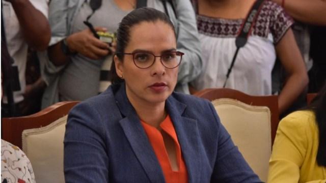 Foto: Liliana Luna Aguirre, diputada en Puelbla