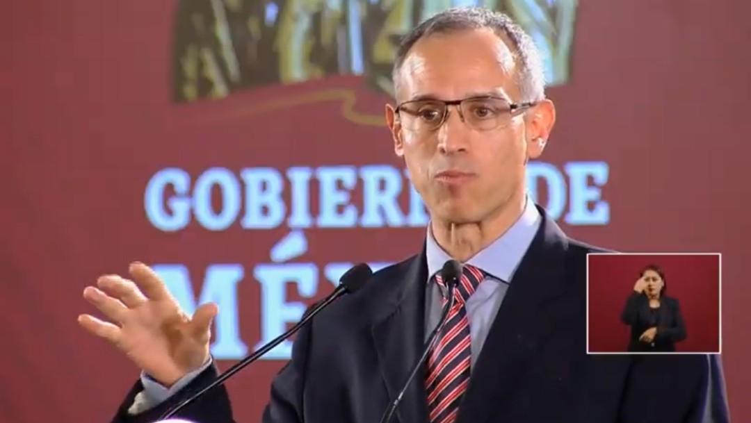 Foto: Hugo López-Gatell Ramírez, subsecretario de prevención y promoción de la salud, de la Secretaría de Salud, 5 de julio de 2019, Ciudad de México