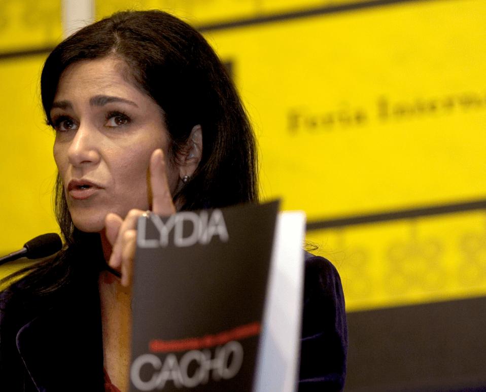 FOTO CNDH pide investigar allanamiento a casa de Lydia Cacho (AP)