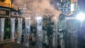 Foto: Continúan las marchas y exigencias en Hong Kong, 28 julio 2019
