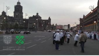 Marchas afectarán la vialidad en CDMX este 10 julio 2019