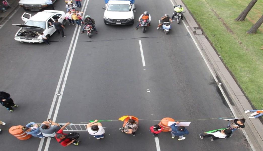 Foto Marchas complicarán vialidad en CDMX 4 julio 2019