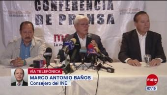 Marco Antonio Baños: 'Aberrante' la reforma que amplía el mandato del gobernador de BC