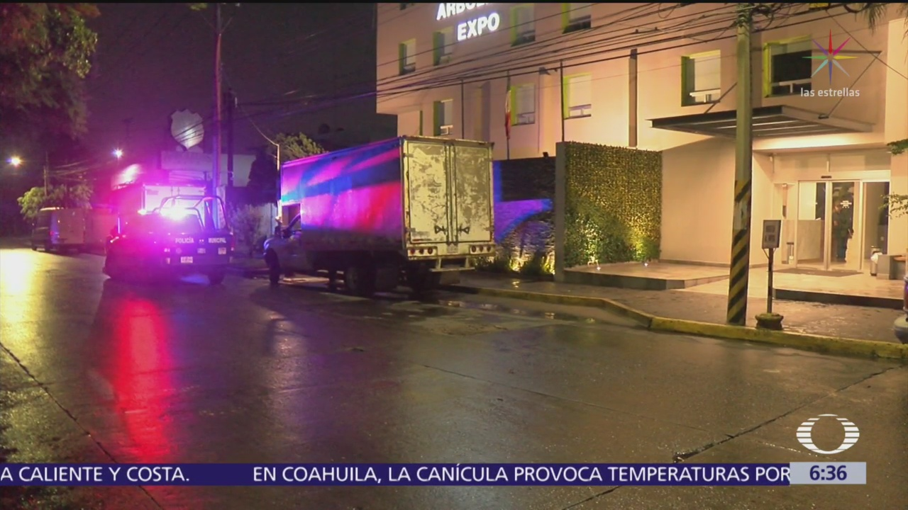 Matan a hombre en un hotel de Jalisco