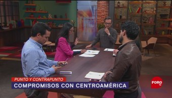 Foto: México Compromete Crear Empleos Centroamérica 30 Julio 2019