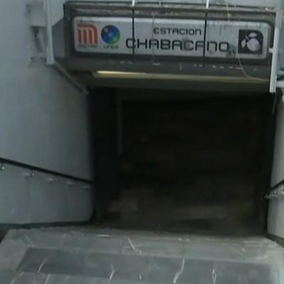 Muere persona que se lanzó a vías en Metro Chabacano