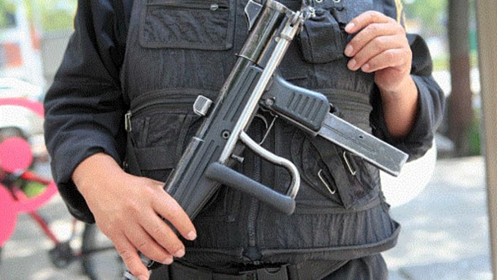 Imagen: 2 policías estatales muertos y 4 más lesionados, es el saldo de una emboscada contra elementos de la Secretaría de Seguridad Pública de Durango, 11 de julio del 2019. (Getty Images, archivo)