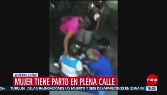 FOTO: Niegan servicio médico a mujer embarazada en Nuevo León, 20 Julio 2019