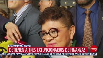 No hay cacería de brujas Gobierno CDMX