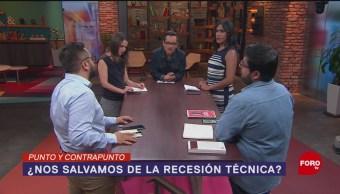 Foto: Economía Mexicana Salva Recesión Economica 31 Julio 2019