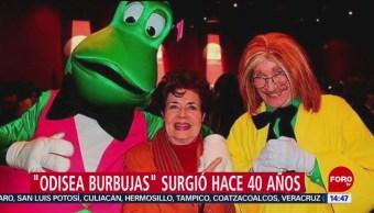 'Odisea Burbujas' cumple 40 años