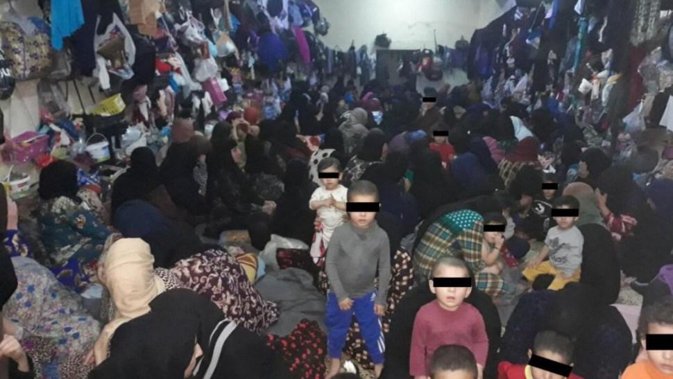 Foto: Denuncian situación de presos en cárceles iraquíes, 4 de julio de 2019
