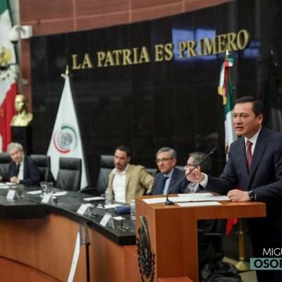 Osorio Chong exige a Javier Duarte presentar pruebas de supuesto pacto