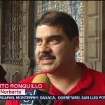 Foto: Padre Norberto Ronquillo Reúne Sheinbaum Cdmx 10 Julio 2019