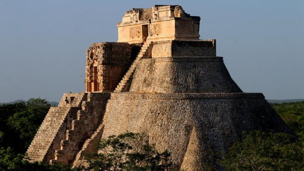 Foto: La ciudad de Uxmal declarada en 1996 patrimonio Mundial de la Humanidad por la UNESCO, 10 de julio de 2019, (EFE, archivo)