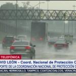 Foto: Proteccion Civil Lluvias Inundaciones México 26 Julio 2019