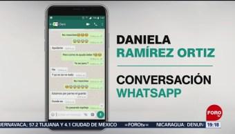 Foto: Pgjcdmx Investiga Ropa Hallada Tlalpan Corresponde Daniela Ramírez Ortíz 10 Julio 2019