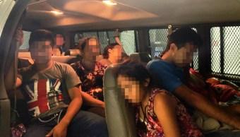 Imagen: Los transportistas deberán pedir documentos a migrantes, 12 de julio de 2019. (Secretaría de Seguridad Pública de Tamaulipas)