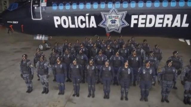 Ofrecen misa para que se resuelva conflicto en la Policía Federal