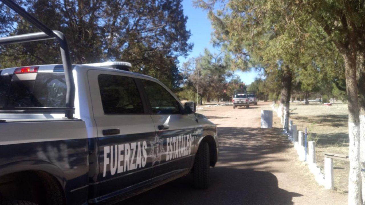 Operativo de seguridad en Chihuahua