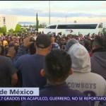 Policías federales toman Centro de Mando en CDMX