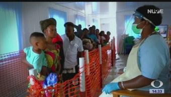 Primer Caso Ébola Ciudad Congoleña Goma