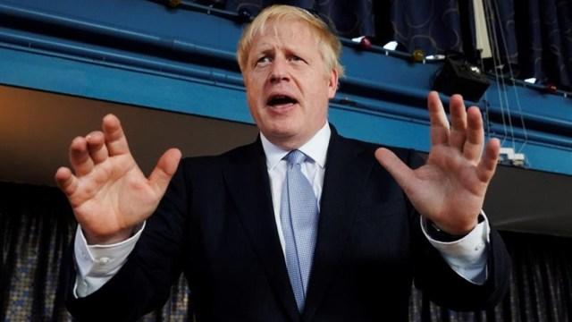 Foto: Boris Johnson, el ministro de Asuntos Exteriores del Reino Unido, el 7 de julio de 2019 (EFE, archivo)