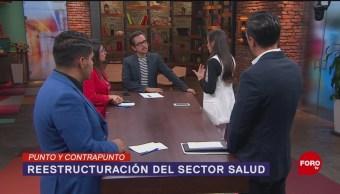 Foto: Reforma Sistema Salud Desaparece Seguro Popular AMLO 19 Julio 2019