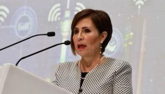Rosario Robles, exsecretaria de Sedesol y Sedatu