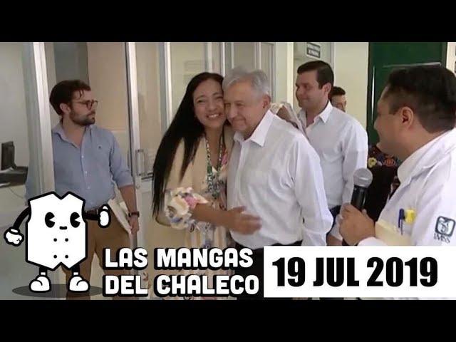 Las Mangas del Chaleco: Ampliación de mandato en BC, AMLO no viajará en helicóptero e inundaciones.