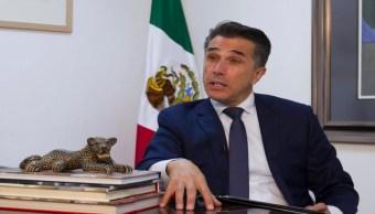 Sergio Mayer pide a la comunidad artística no decepcionarse de AMLO