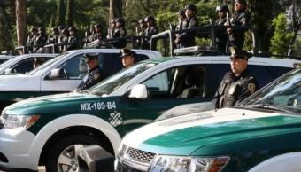 Foto: Ya no habrá pretexto para no dar resultados a los ciudadanos en materia de seguridad, 24 de julio de 2019 (Twitter @GobCDMX)